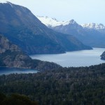 A view of Argentina's Lake District