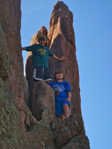 Patrick and Kyle reach new heights in their friendship during their time together in Boulder.