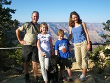 The Griswold shot at the South Rim.