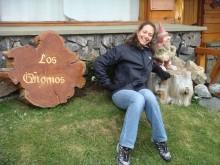 "Arriving at our cabaña, we discovered that ""los gnomos"" are part of its, er, charm."